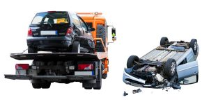 Ile może wystawać samochód z autolawety?